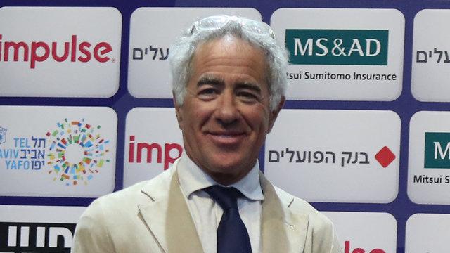 Sylvan Adams (Foto: Oren Aharoni)