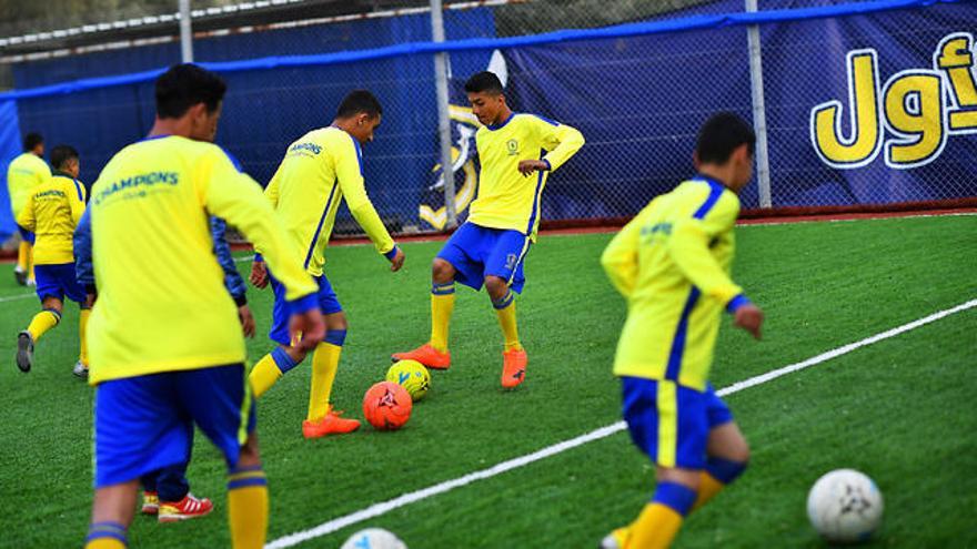 Fútbol en Gaza, pacientes con cáncer.
