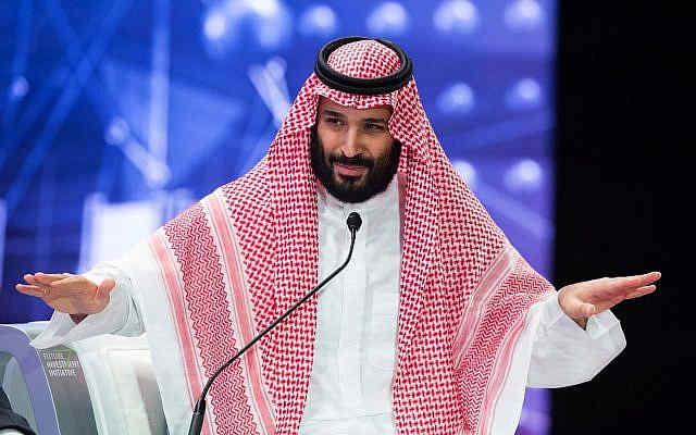 """Furor en los medios por """"propuesta de matrimonio"""" de una comediante israelí al poderoso príncipe Saudí 2"""