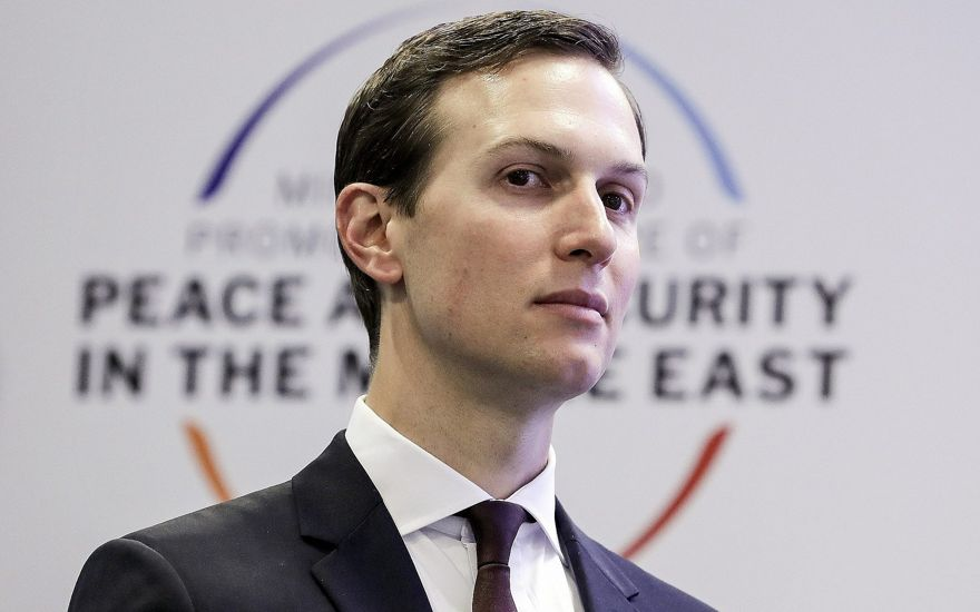 Equipo de paz de la Casa Blanca se enfoca en ayudar a Trump a combatir el coronavirus