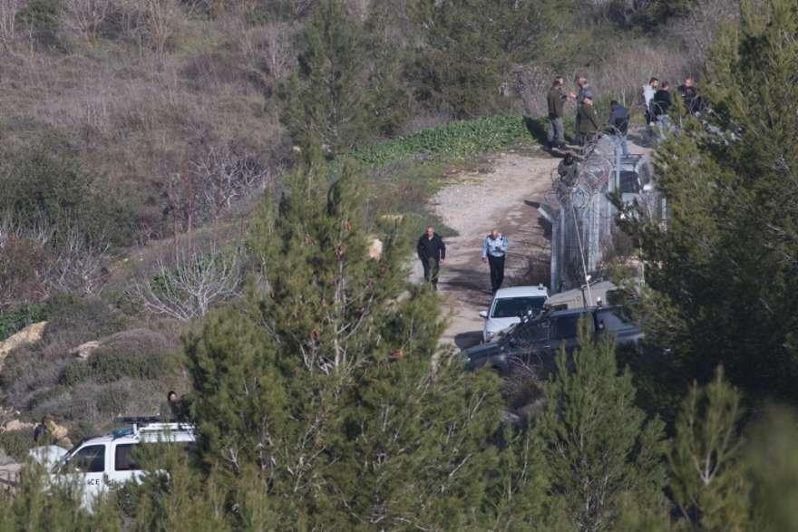 Árabe sospechoso del asesinato de Ori Ansbacher había salido de su casa con un cuchillo