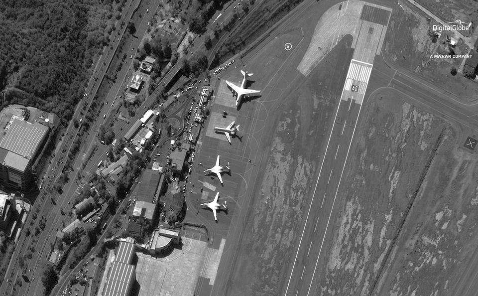 ¿Rusia envió un avión Boeing 777 para recoger oro de Venezuela?