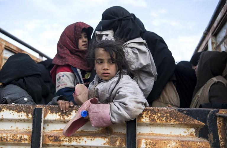 Rusia pionera en el retorno de los niños del Estado Islámico a sus familias 1