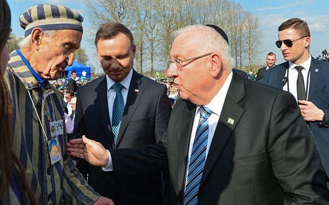 Uno de cada dos israelíes tiene una visión negativa de Polonia, según una nueva encuesta 2