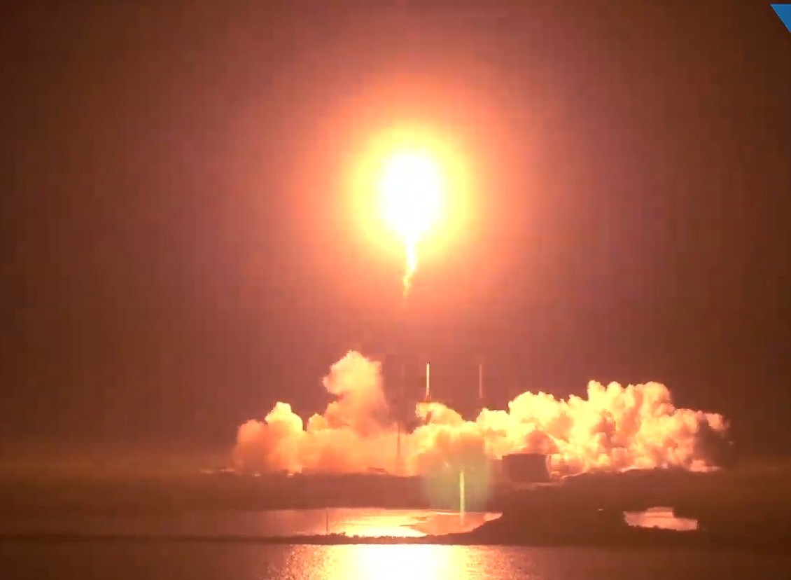 El lanzamiento de Israel a la Luna comenzó con un exitoso despegue de Bereshit