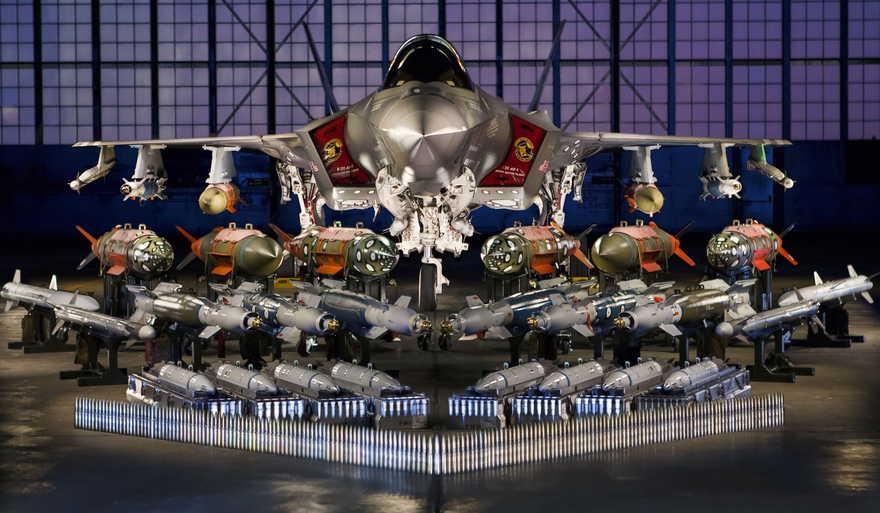 """¿Qué es exactamente el """"Modo Bestia"""" del F-35 que venimos escuchando?"""