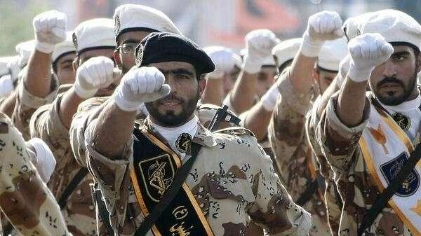 Foto ilustrativa de la Guardia Revolucionaria de Irán (@MidEastNews_Eng a través de Twitter / Archivo)
