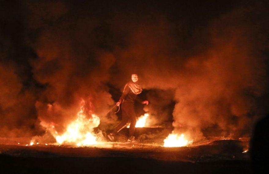 Islamistas de Gaza atacaron con explosivos a soldados de Israel en la frontera