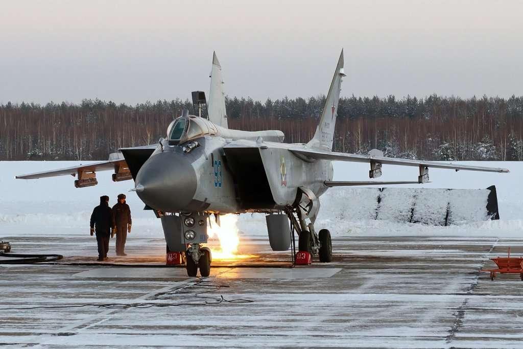 Reclamando el Ártico: Rusia comenzará a enviar cazas de intercepción en patrullas al Polo Norte 1