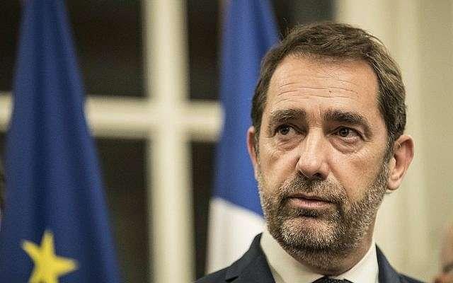 Ministro Interior Francia