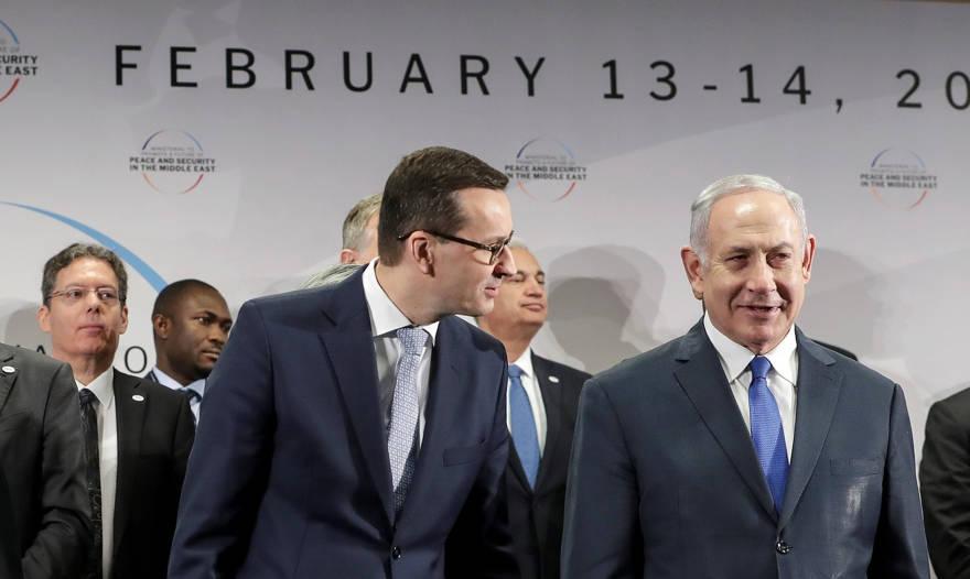 """Polonia busca una disculpa israelí por comentarios """"racistas"""""""