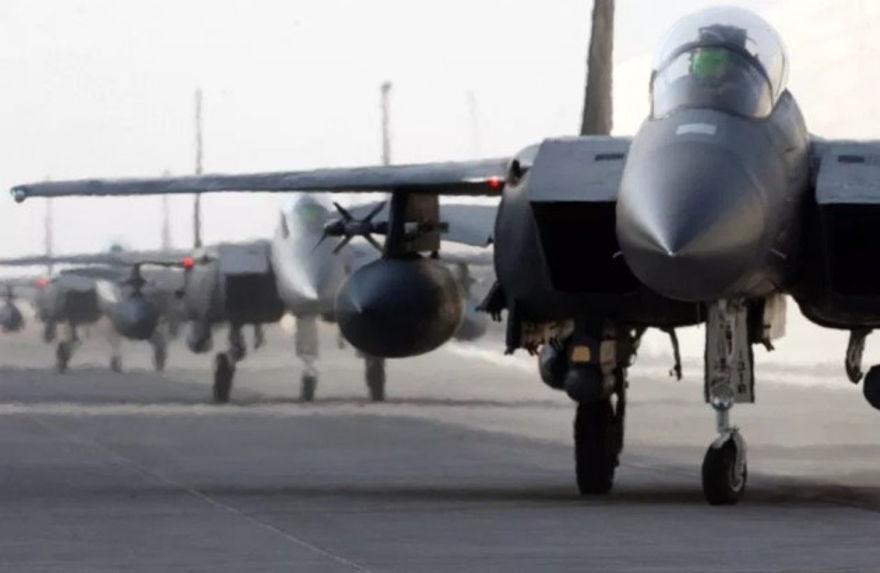 Fuerza Aérea de Estados Unidos buscar armar 80 nuevos cazas F-15X con misiles hipersónicos