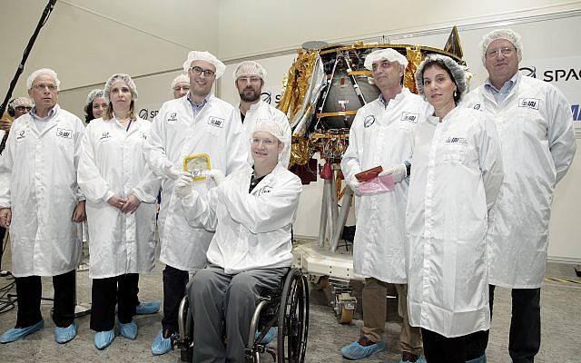 fundadores de spacel