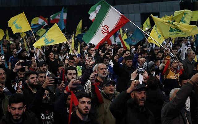 """Erekat de la OLP pide a Irán que actúe como un """"Estado responsable"""" 1"""