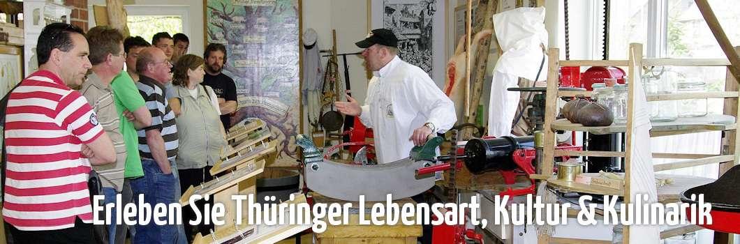 Museo Bratwurst en Holzhausen (Cortesía)