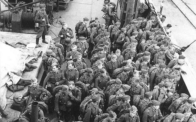 Los voluntarios finlandeses en unidades de las SS, participaron en las atrocidades nazis de la Segunda Guerra Mundial, dice Finlandia 1