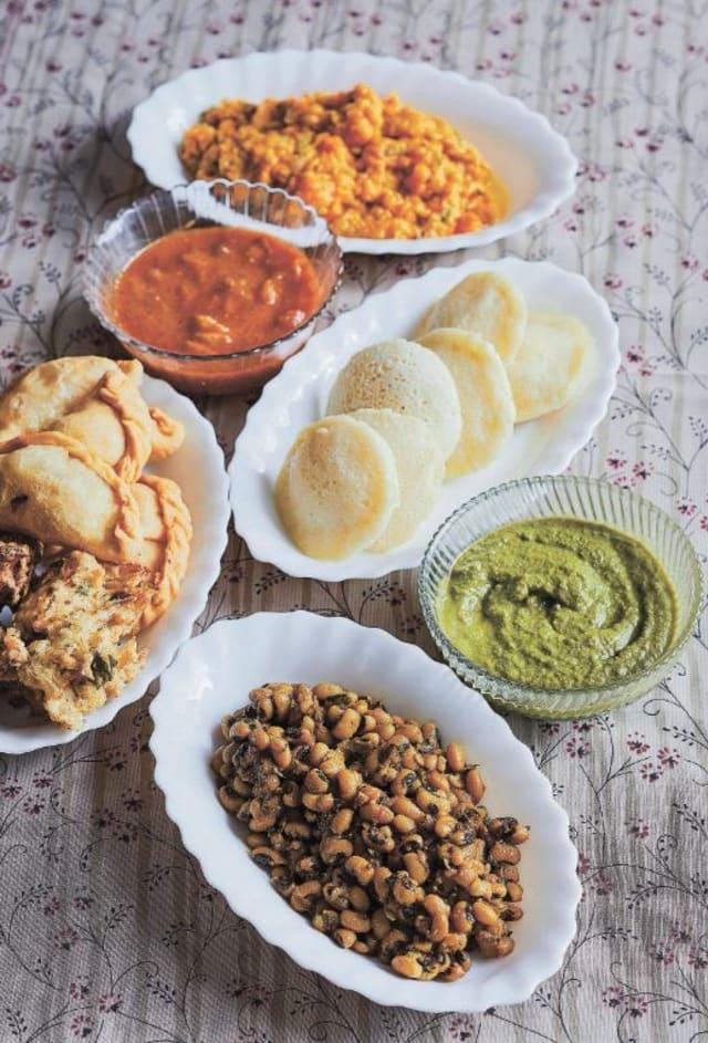 Lentejas Cochin, Calabaza, Batata, Limón En Conserva Y Curry Verde. (Dan Peretz)