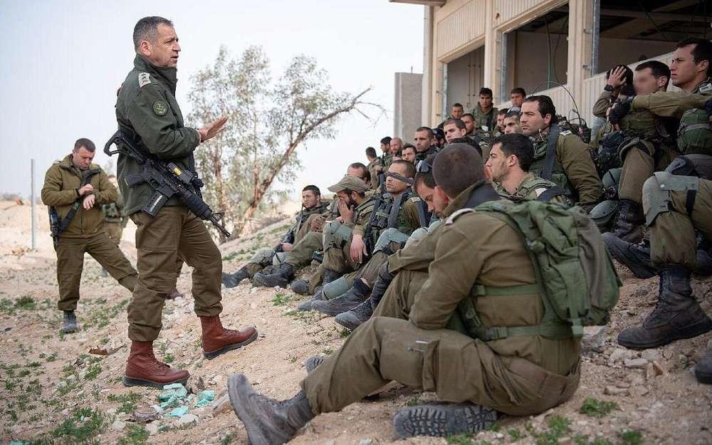 Kohavi revela sus millonarios planes para las Fuerzas de Defensa de Israel