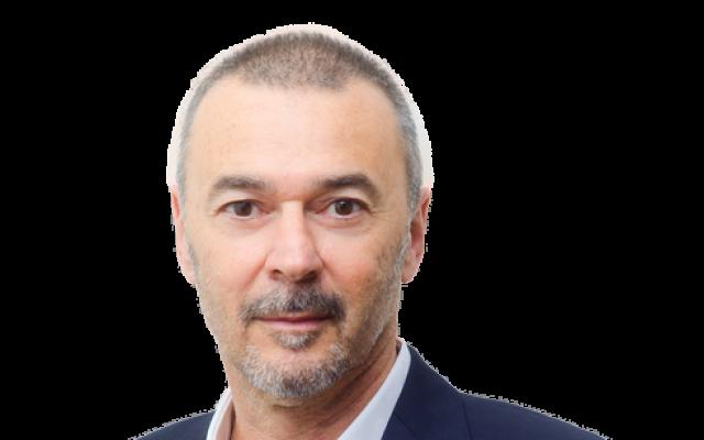 Marius Nacht, cofundador de Check Point Software Technologies (Cortesía)