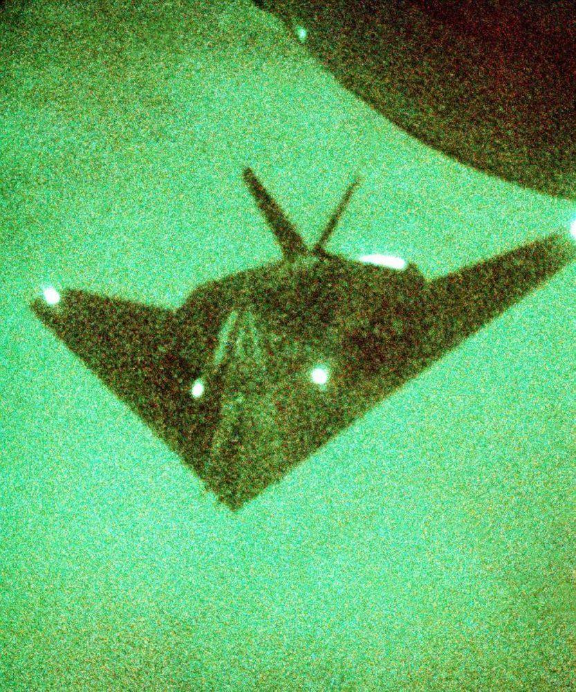F 117 nocturna