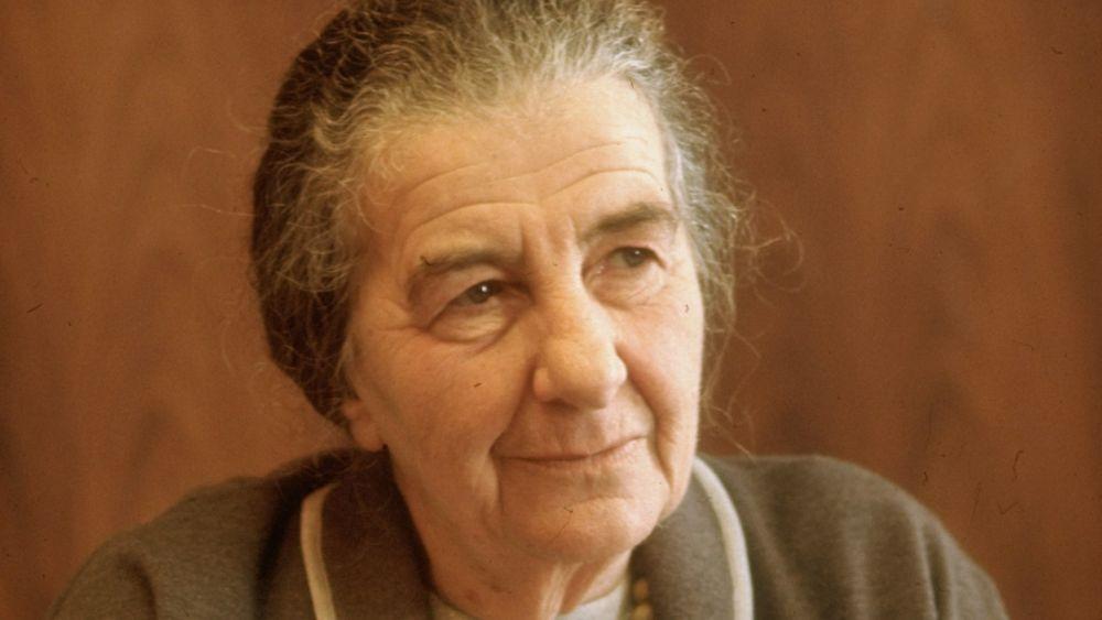 17 de marzo de 1969, Golda Meir asume como primera ministra de Israel