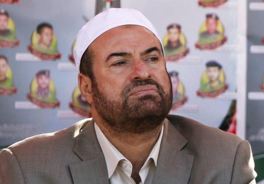 Fathi Hammad, miembro del alá política de Hamas
