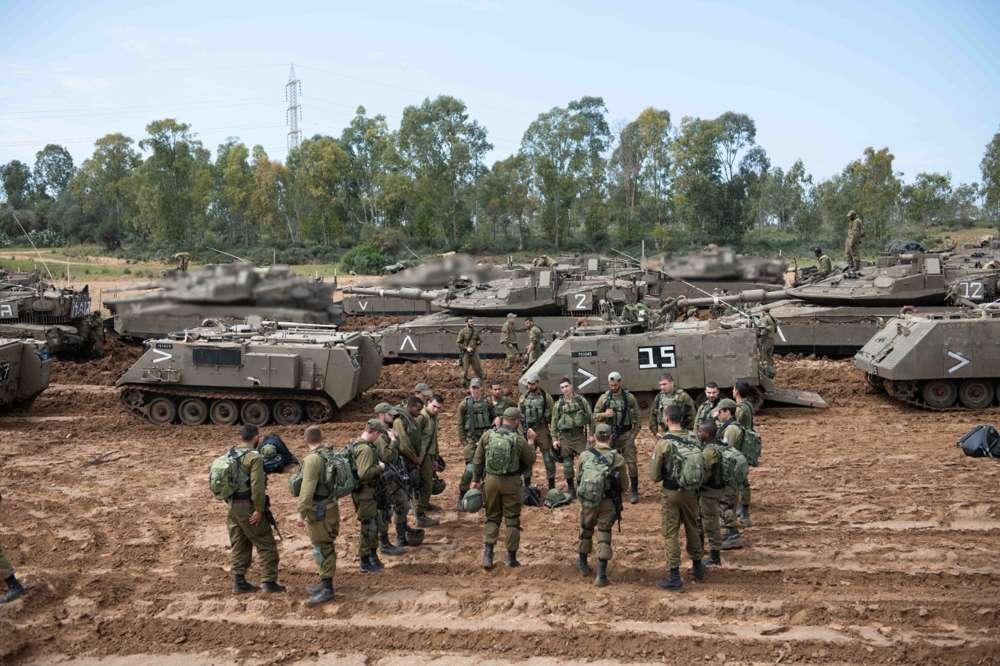 """Israel y Hamas se preparan para enfrentarse en el aniversario de la """"Marcha del retorno"""""""
