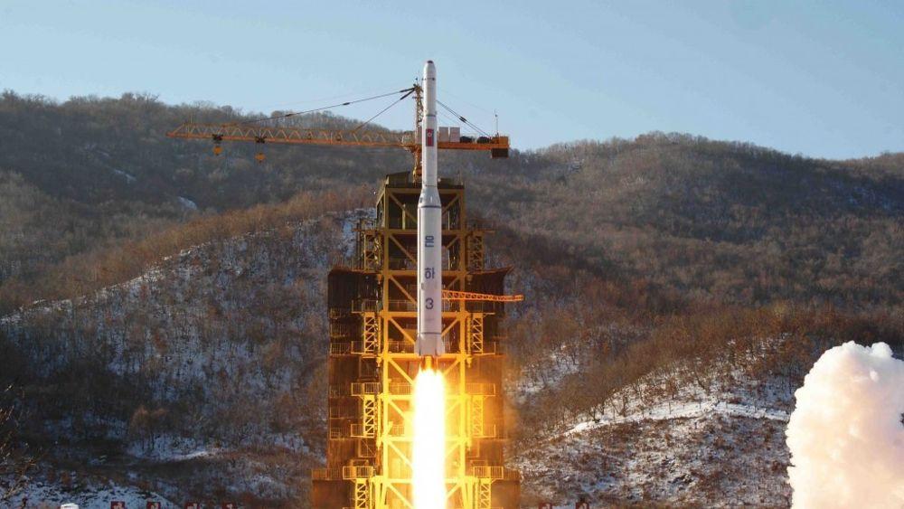 Fotos satelitales indican que Corea del Norte prepara un posible lanzamiento