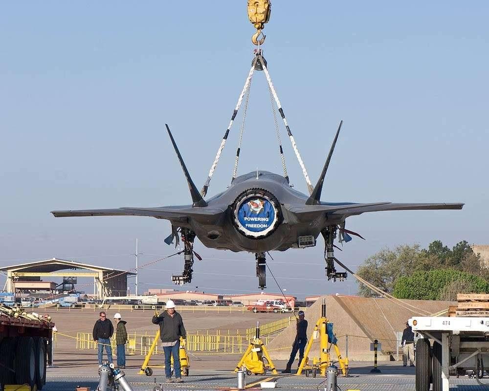 La capacidad más siniestra del F-35