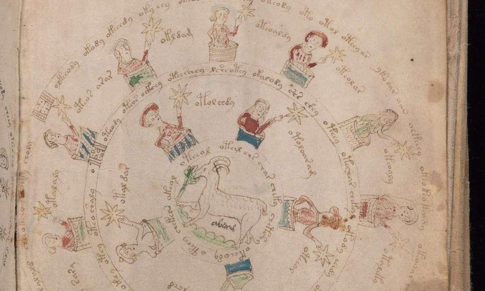 el códice voynich, el manuscrito más extraño del mundo Voynich3