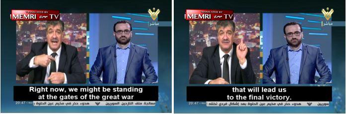 """Analista político sirio: es el momento adecuado para la """"batalla final y decisiva"""" contra Israel"""