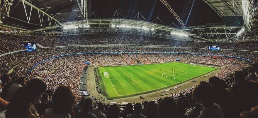 Un estadio deportivo. Pixabay