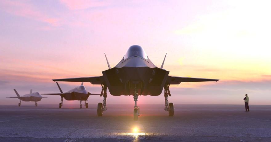Nuevo F-35I de Israel es una aeronave de combate única en su clase