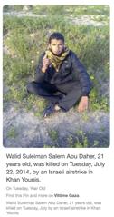 Walid Suleiman Salem Abu Daher