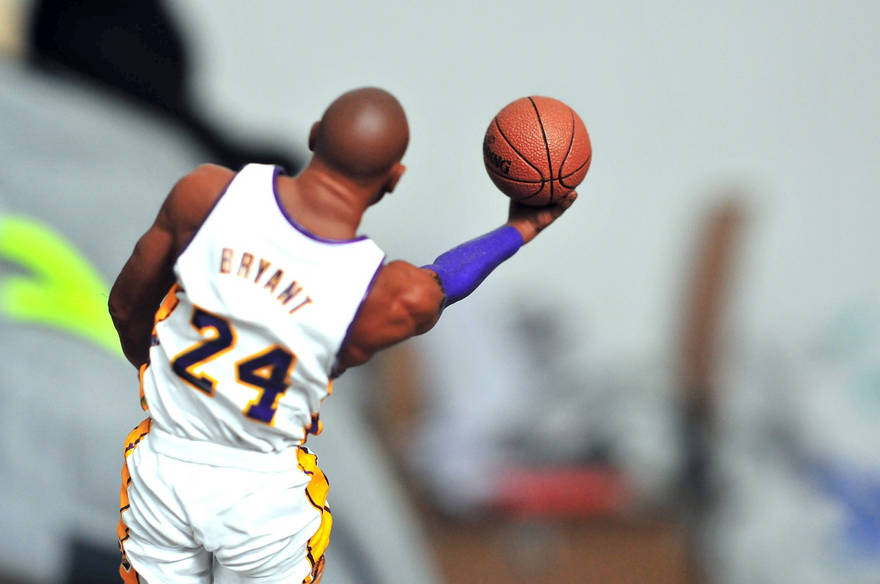 Kobe Bryant. Imagen de tookapic en Pixabay