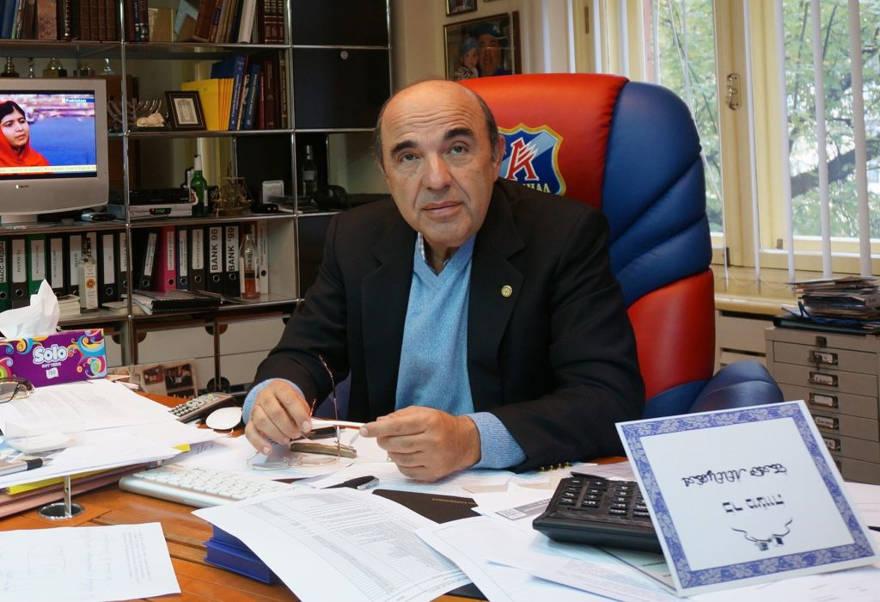 Vadim Rabinovich (Cnaan Liphshiz / JTA)