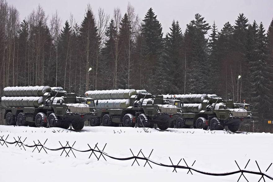 Foto del Ministerio de Defensa de la Federación Rusa.