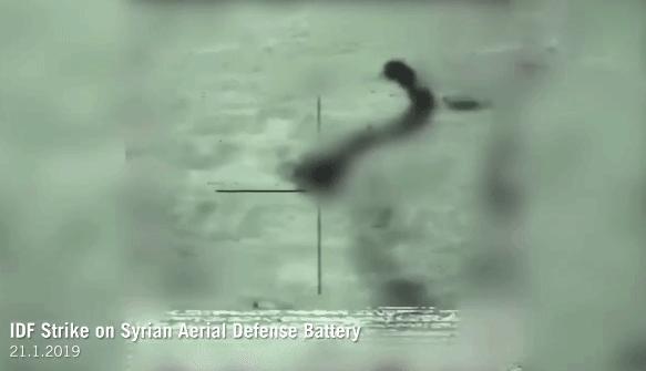 FDI destruye el sistema de defensa Pantsir-S1 sirio.