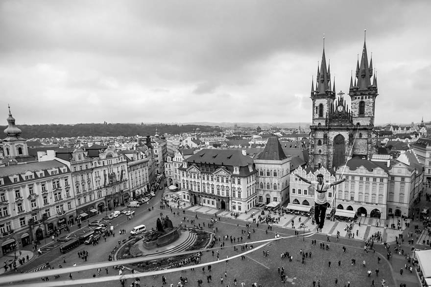 Praga, la ciudad natal de Kafka