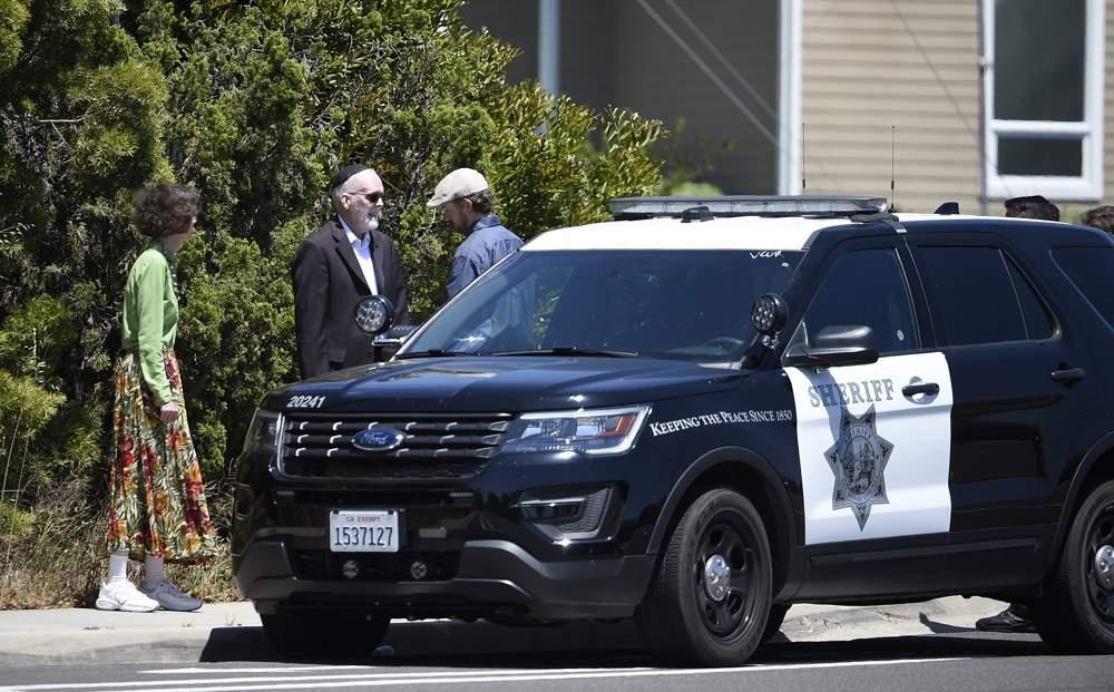 Ataque antisemita Jabad
