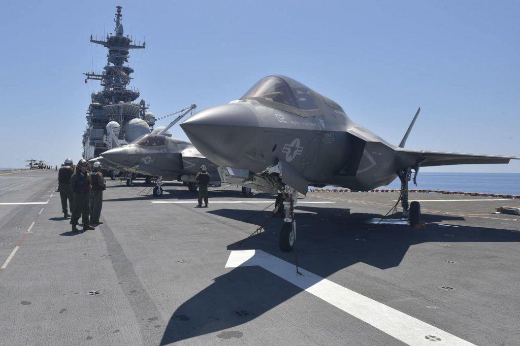 EE. UU. lleva cazas avanzados F-35B al ejercicio Balikatan en Filipinas por primera vez