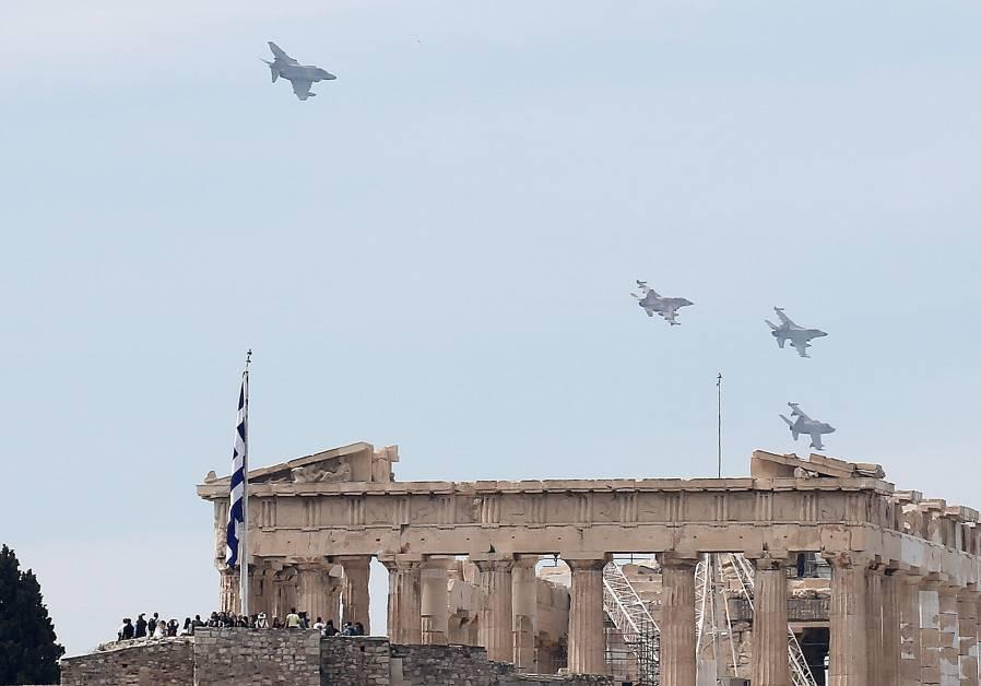 Ejercicio militar Iniochos en Grecia: Una mala noticia para Irán