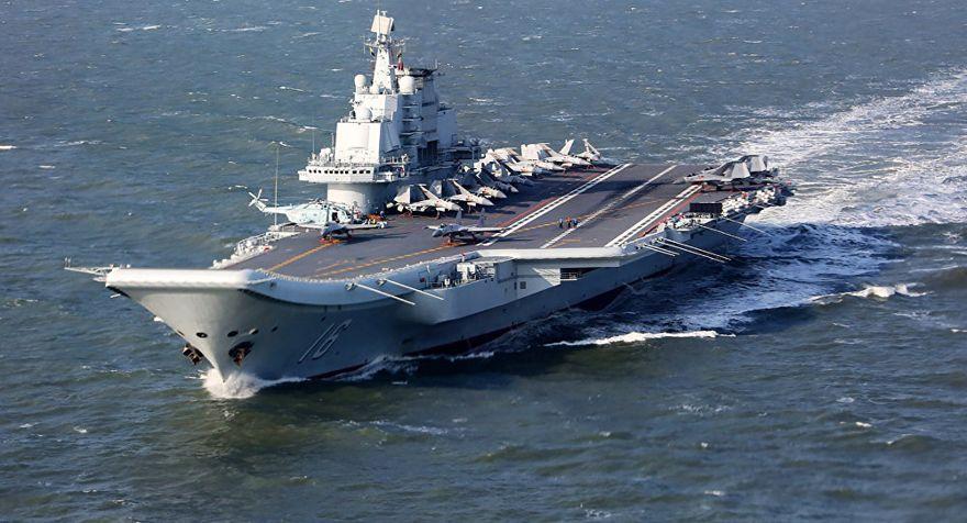 Portaaviones de clase Kuznetsov completado en China (El plan)