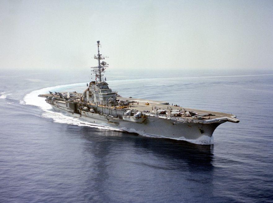 Portaaviones clase Clemenceau (la Nación Marina)