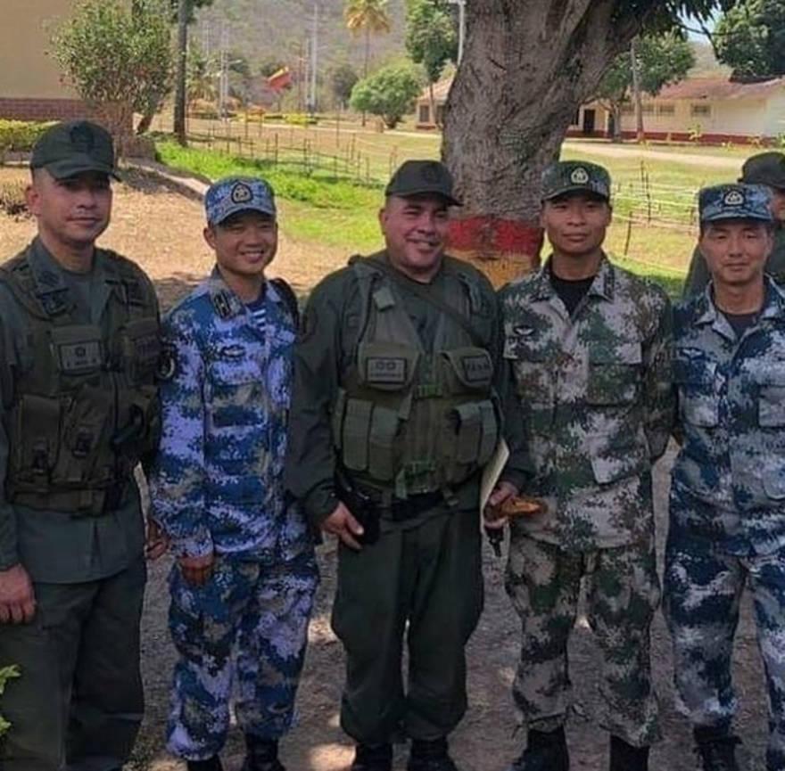 China se une a Rusia y envía más de 120 soldados a Venezuela