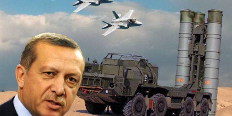 Por los misiles S-400 de Rusia, Turquía podría perder más que los F-35 - OTAN