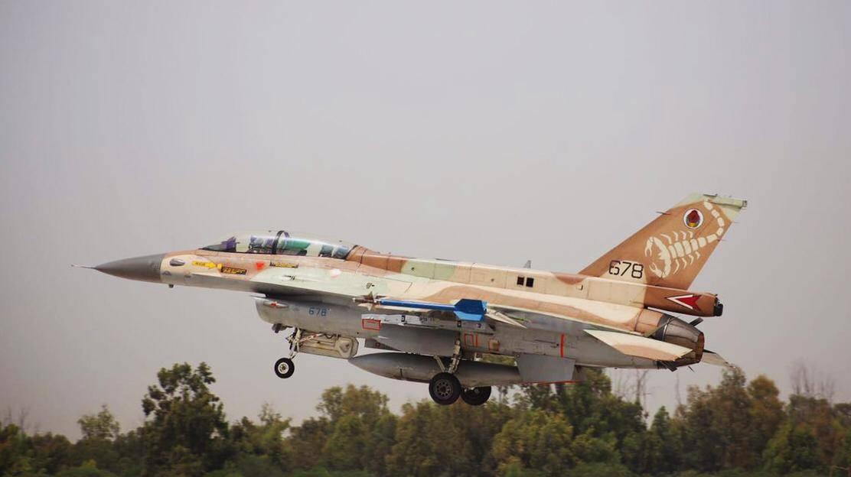 F 15 Irán