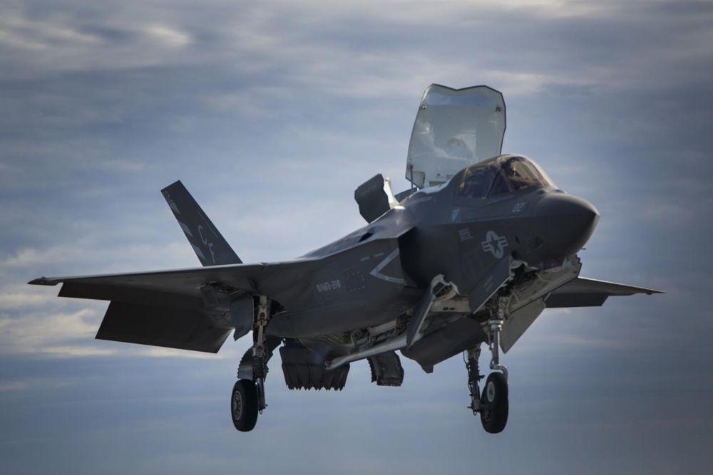 Existe la preocupación de que el software del F-35 ha sido hackeado