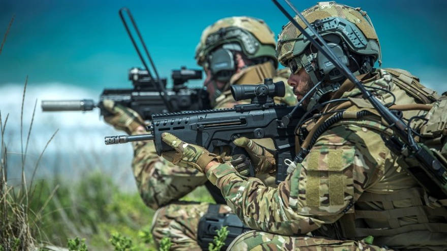 El asombroso rifle de asalto Tavor de Israel puede disparar hasta 800 municiones por minuto