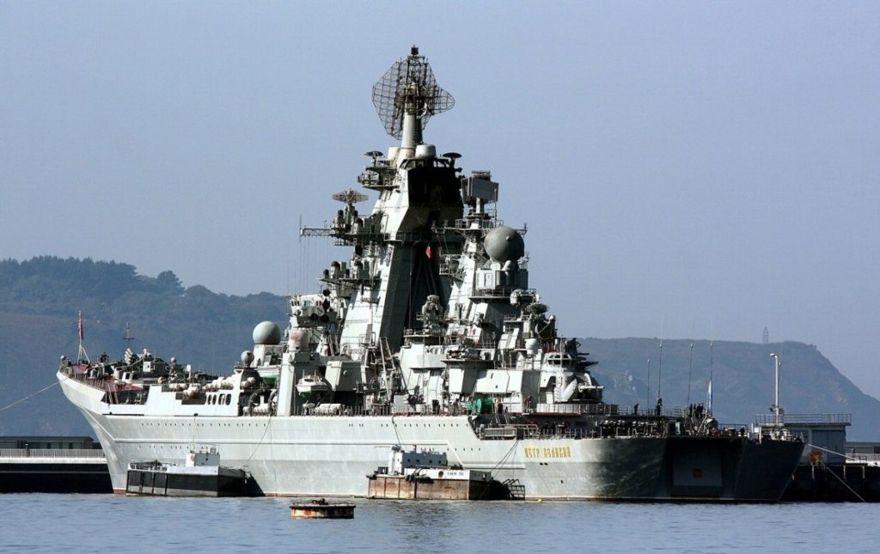 Crucero Clase Kirov (Markosun)